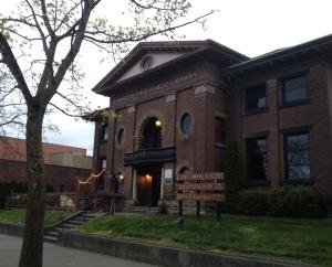 Ballard Carnegie Library. Photo: Susie.