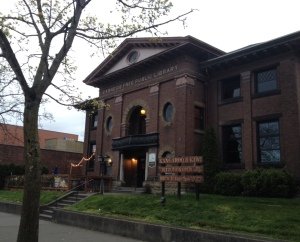 Ballard Carnegie Library. Photo: Susie.