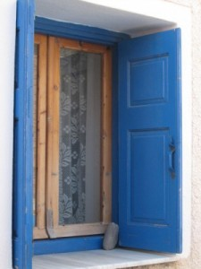 Grecian Window