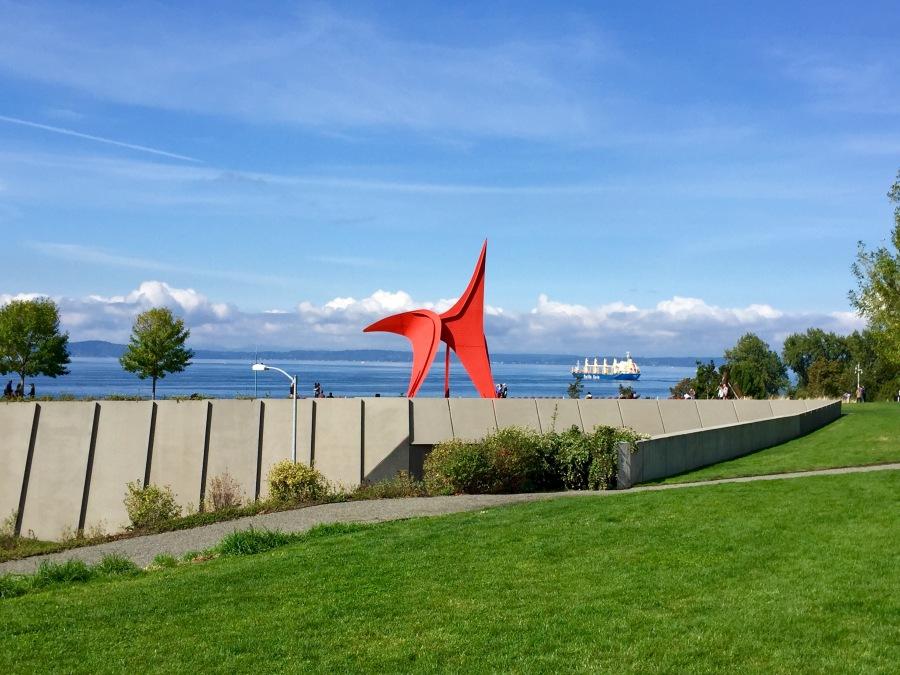The Eagle, Seattle.