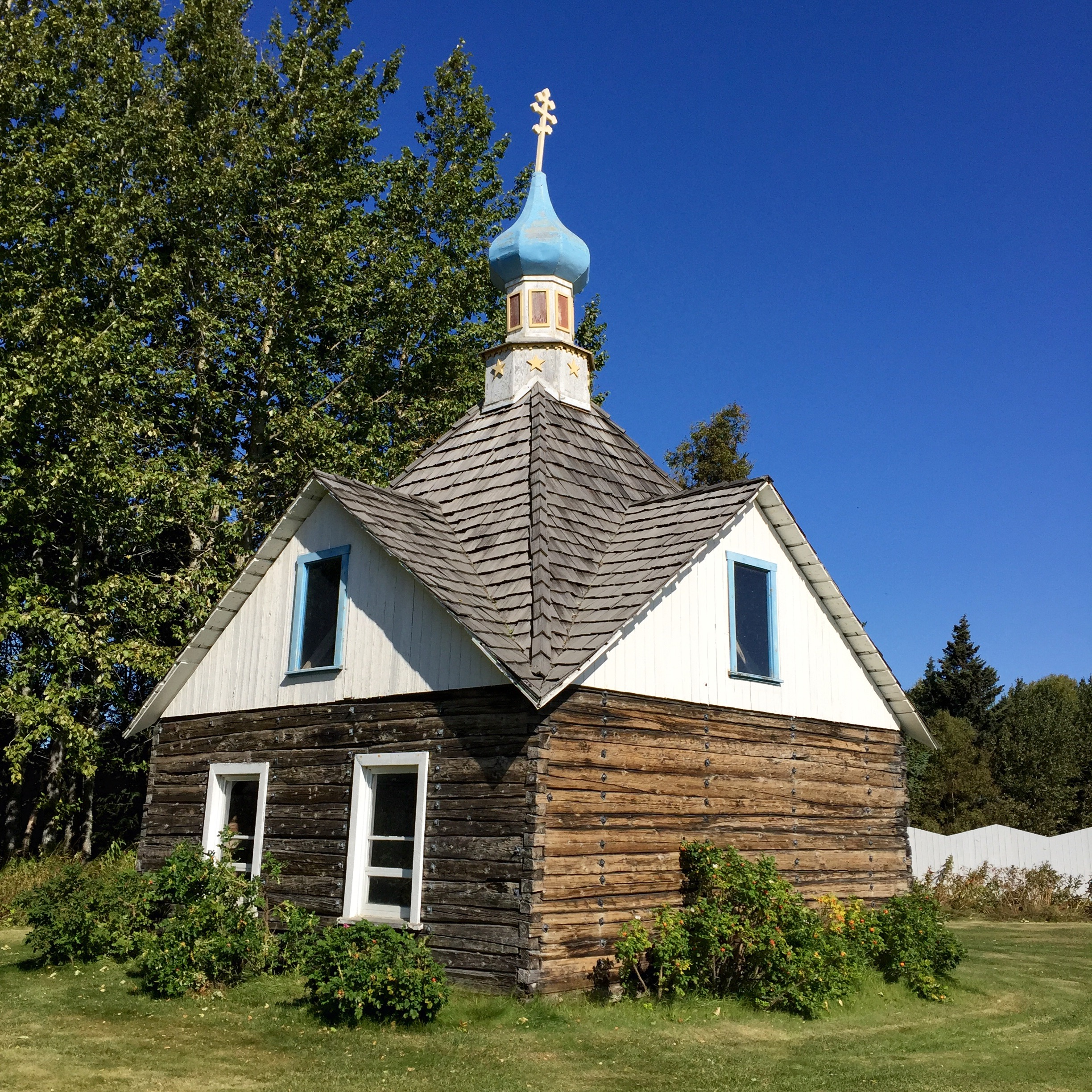 A Peek At Russian Architecture In Alaska Secret Knowledge Of Spaces